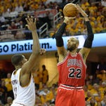 The Cleveland Cavaliers look to solve Chicago's pick-and-roll, which was a key factor in the Bulls' Game 1 win.
