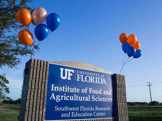 The University of Florida's Institute of Food and Agricultural Sciences has education centers throughout the state.