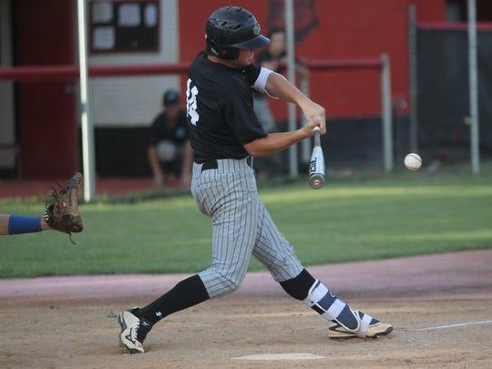 Tallahassee Post 13 American Legion baseball club plays