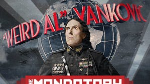 Vip tickets to see weird al yankovic engage in large quantities of mandatory fun when weird al yankovic comes to town your vip experience will include after show meet greet with weird al m4hsunfo