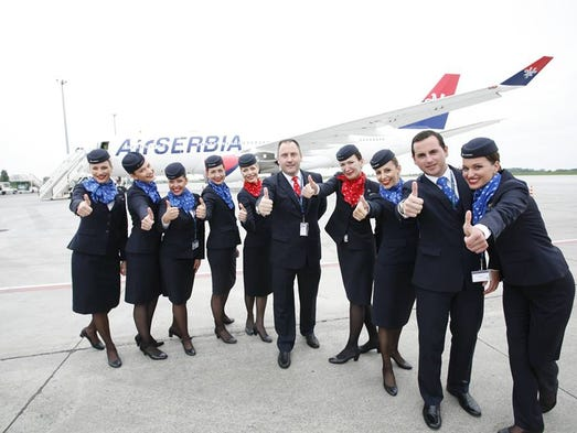 Usa Serbia Nonstops Now Flying For First Time In 24 Years