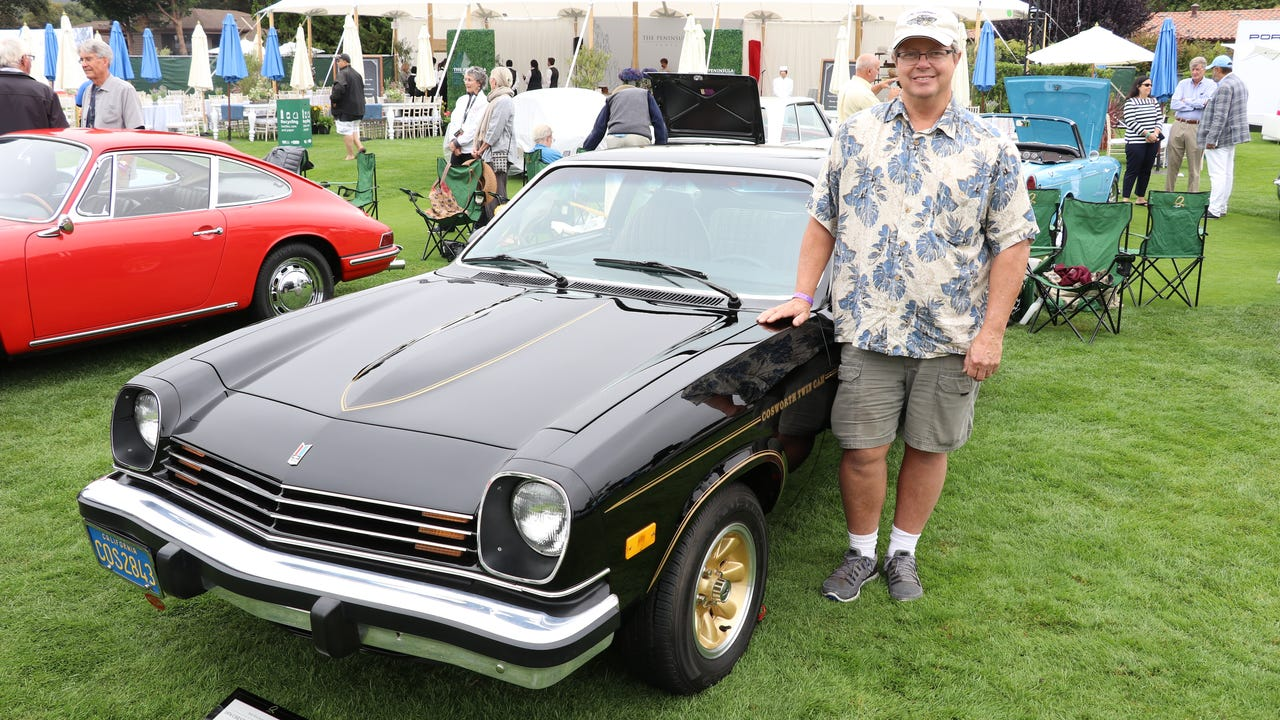 USA TODAY's Chris Woodyard shows us that even though a car may have been much maligned, it can be a diamond in the rough. The classic and rare 1976 Twin Cam Cosworth Vega.
