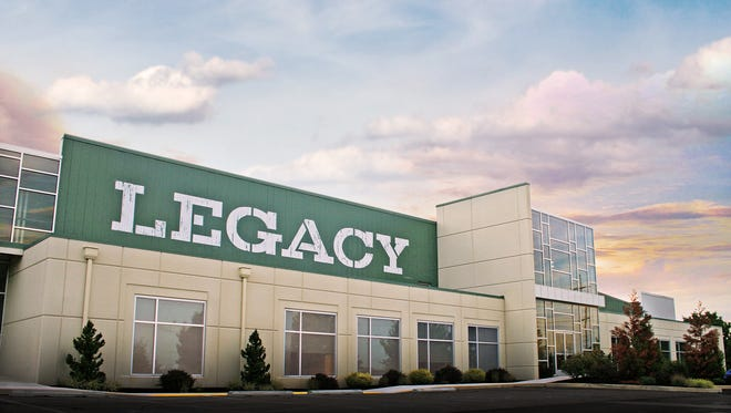 Legacy Athletic will join forces with Bridgeport-based League Collegiate Outfitters to form a single parent company called L2 Brands, LLC.