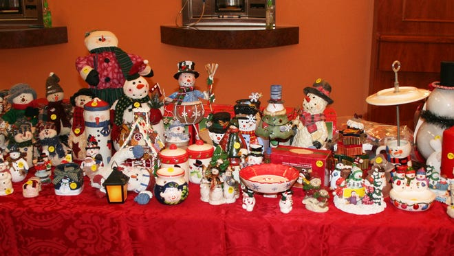 The Decorations for DESK sale is set for Dec. 3 at First Community FCU.