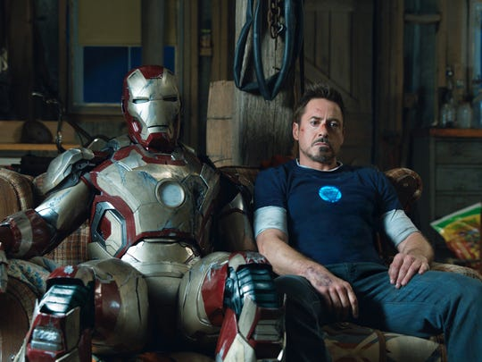 """James Ledwell worked as a visual effects coordinator for """"Iron Man 3,"""" which was released in 2013."""