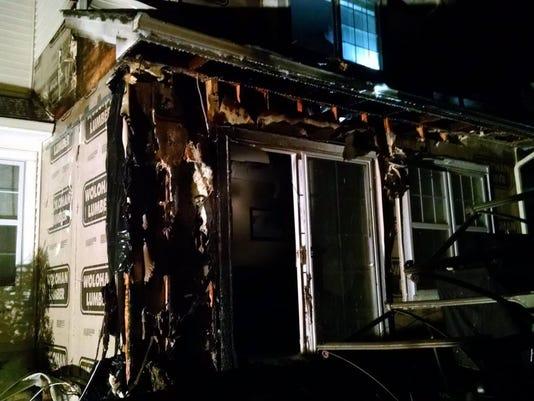 SLH House Fire