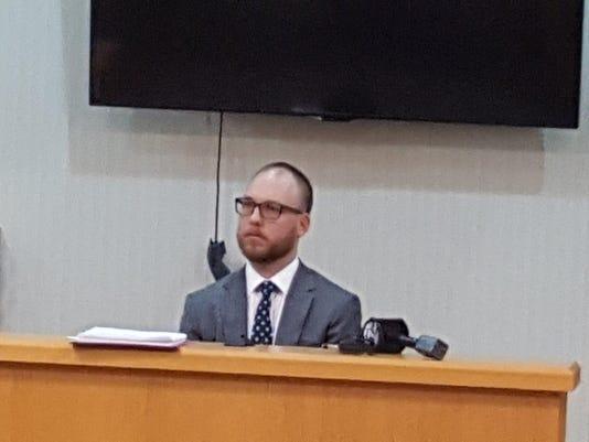 Eric Brown testimony