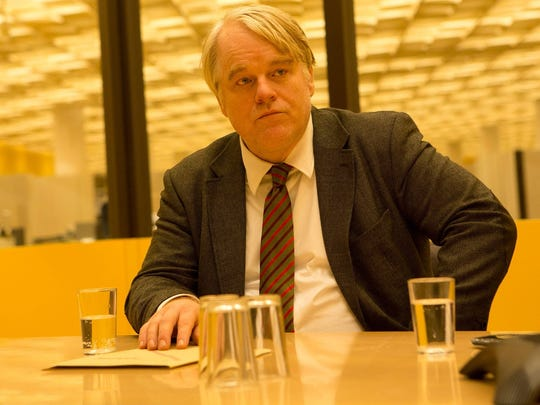 "In his last screen performance, Phillip Seymour Hoffman stars as a German intelligence officer in ""A Most Wanted Man."""