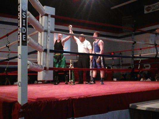 Travis Jerig Defeat of Jake Isenor of Canada.jpg