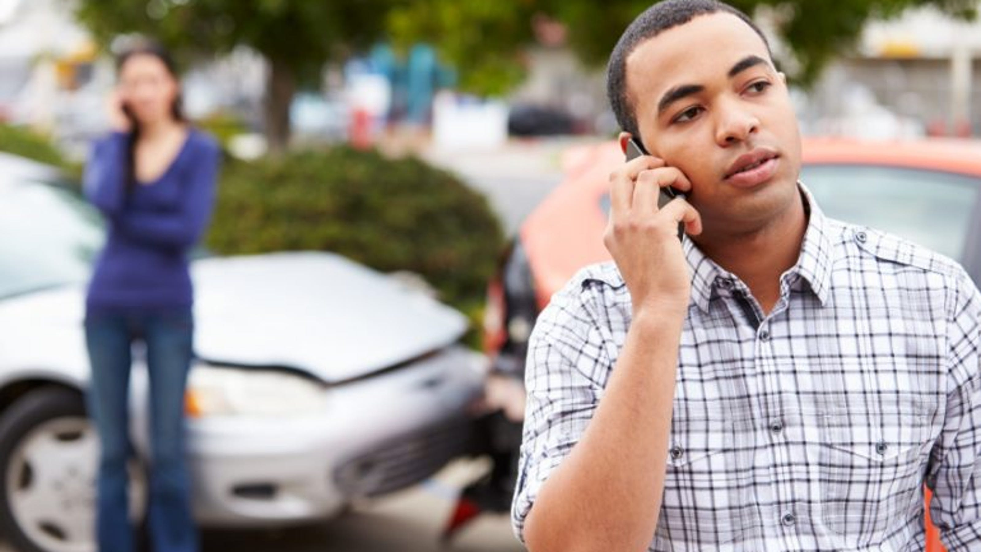 Auto Insurance Rates Rise As Number Of Cars Distractions Rise