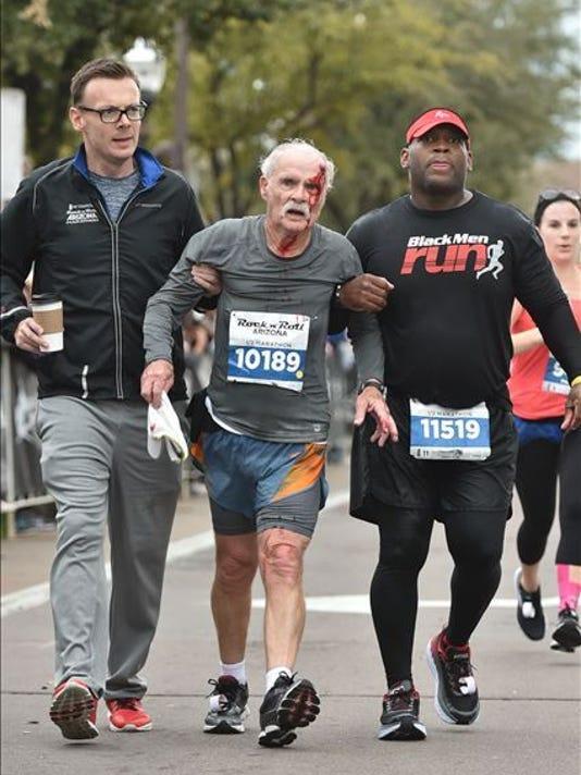 Rock 'n' Roll Arizona Marathon and 1/2 Marathon