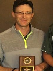 Regis coach Darren Dickey