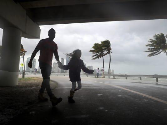 Much of South Florida under flood watch