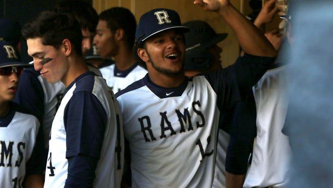 Chris Barnwell and Roberson won the MAC 4-A baseball championship this past season.