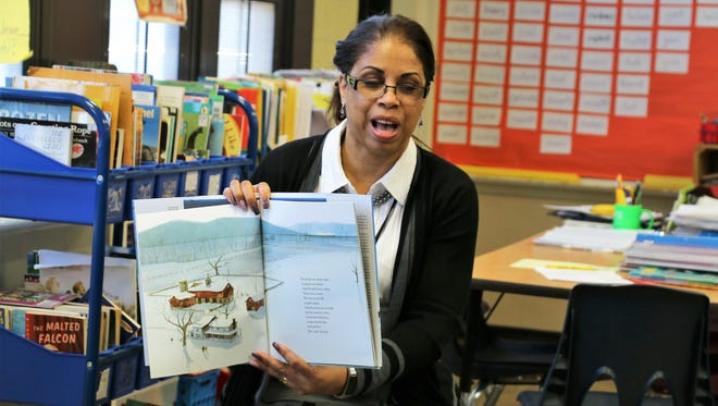 Plainfield Public Schools Acting Superintendent Debra Sheard.