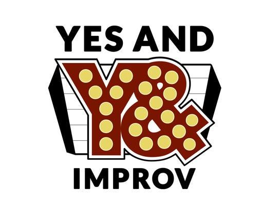 Yes and Improv logo