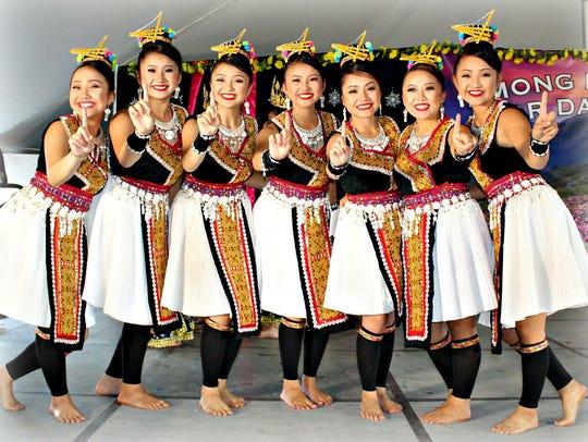 The Hmong dance group, Nkauj Nplaim Taws, will be one