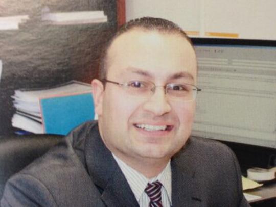 Ronald Hattar becomes superintendent of the Yorktown