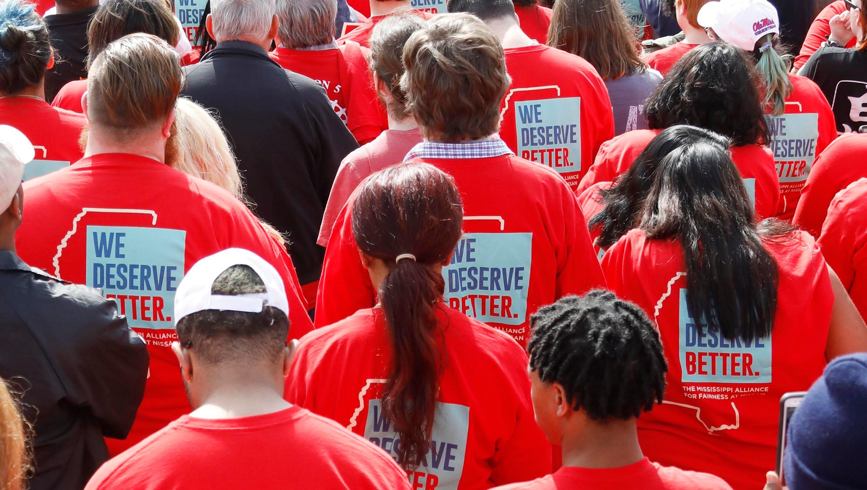Nissan Union City >> Aug. 3, 4 set for vote to decide union at Canton Nissan plant