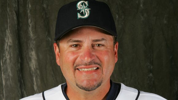 PEORIA, AZ - FEBRUARY 23:  Coach Rafael Chaves #27 of the Seattle Mariners poses during Photo Day on February 23, 2007 at Peoria Sports Complex in Peoria, Arizona.  (Photo by Stephen Dunn/Getty Images)