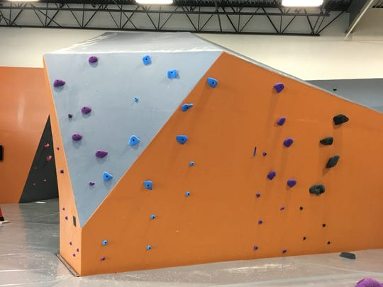 Rock Boxx Climbing Gym celebrates its grand opening this weekend.