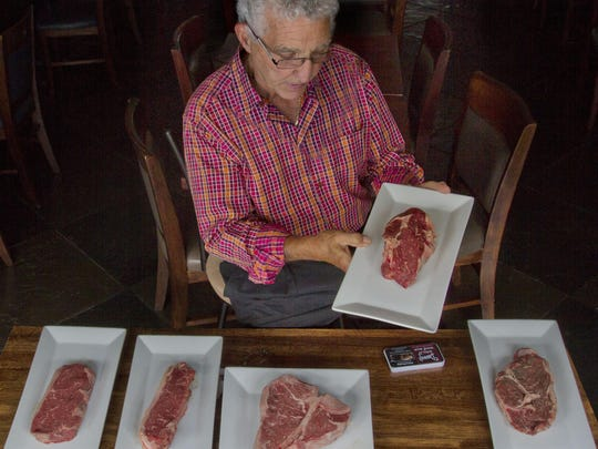 Nearly 50 years ago, Danny Murphy opened Danny's Italian in Red Bank. Twenty years later he turned it into a steakhouse, and the restaurant is known today as Danny's Steak House & Sushi.