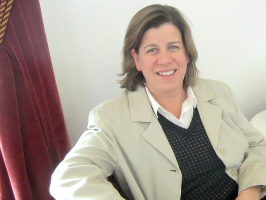 Rep. Heidi Scheuermann, R-Stowe.