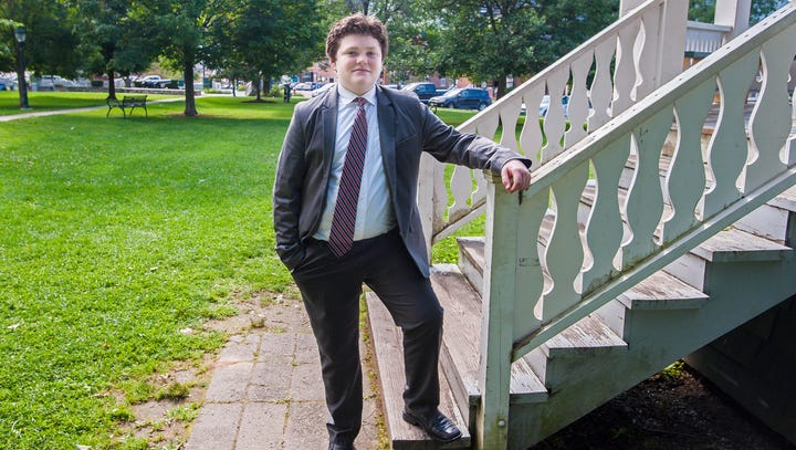 Meet the 14-year-old running for Vermont governor