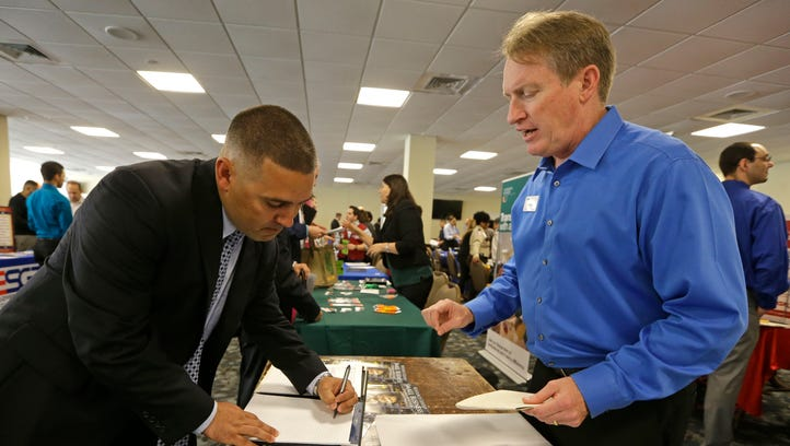 Job openings hit record levels last year. The Labor Department released its Job Openings and Labor Turnover survey for December on Tuesday.