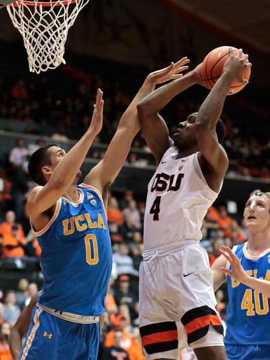 Oregon State athletes launch initiative to help students