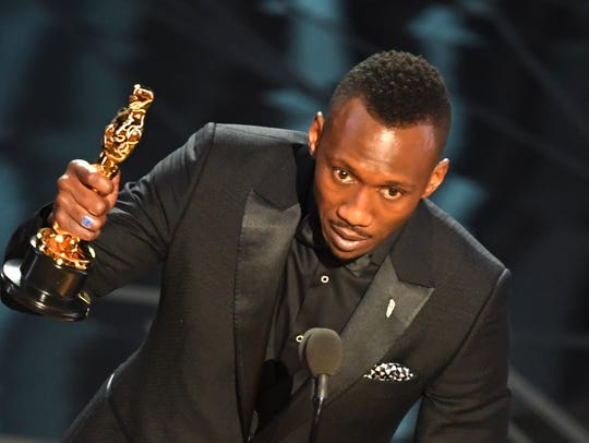 Mahershala Ali wins the Oscar for best supporting actor