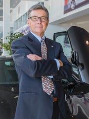 W. Rodman Ryan, chairman-CEO of Bridgewater-headquartered
