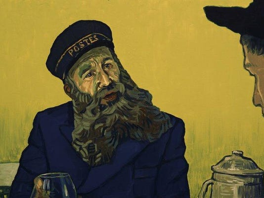 Loving Vincent Good Deed Entertainment