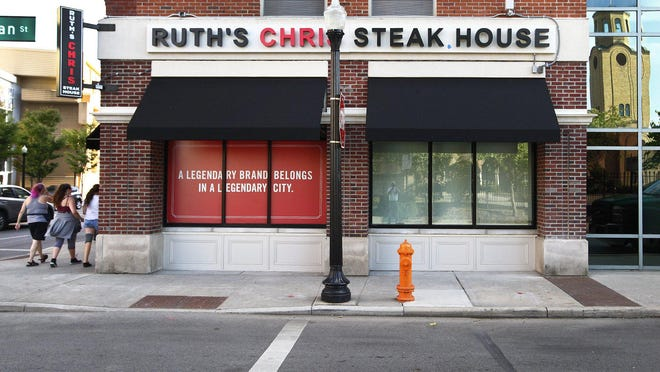 Ruth's Chris Steak House at 511 North High St.