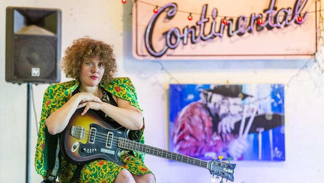 Bonnie Whitmore has played Thursday nights at the Continental Gallery for many years.