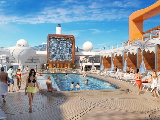 Celebrity Cruises Review   U.S. News Best Cruises