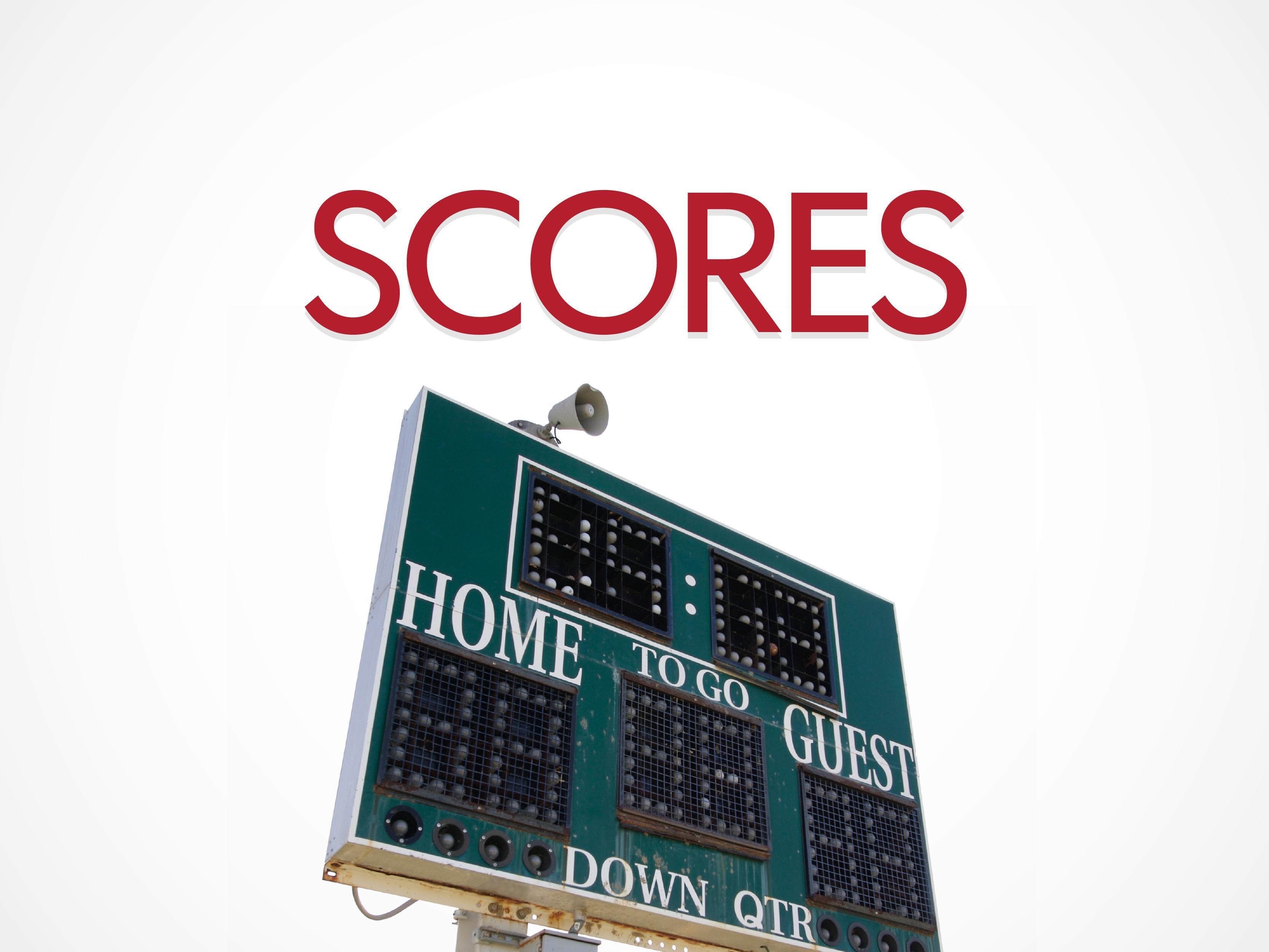 High School Scoreboard