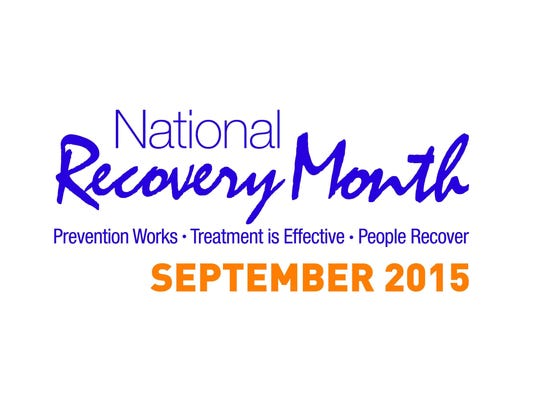 National Recovery Month 2015