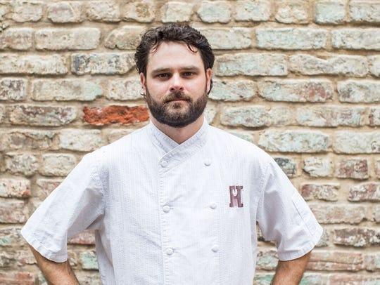 Jon Buck is executive chef of Husk Greenville.