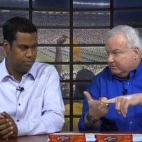 College Football Show: Big test for Michgan