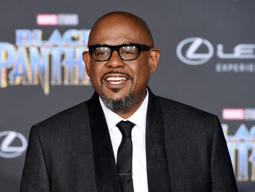 Forest Whitaker's eldest daughter is named Sonnet.
