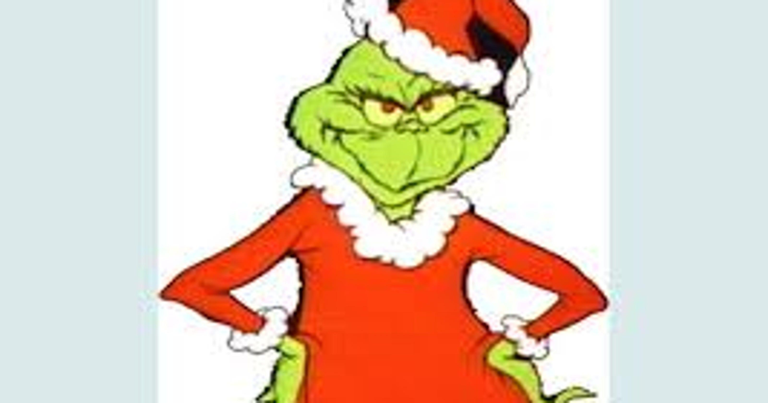 How Murray Saved Christmas.Grinch And Murray Save Christmas Tv