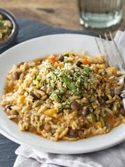 Caribbean Coconut and Pigeon Pea Rice from McCormick & Company.
