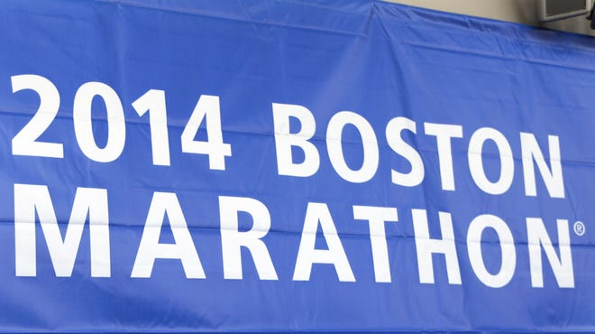 The Boston Marathon will be Monday.