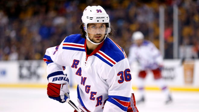 New York Rangers forward Mats Zuccarello is an elite performer at even strength.