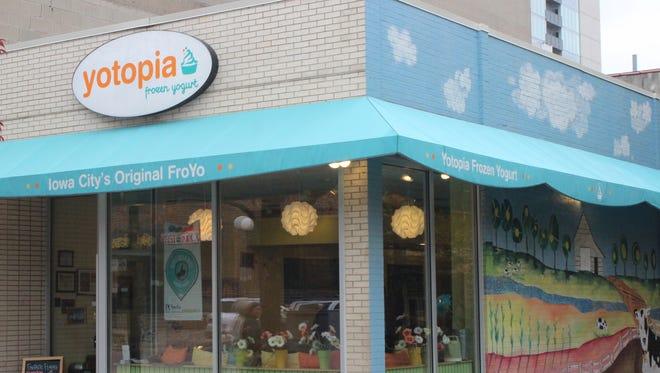 Yotopia Frozen Yogurt