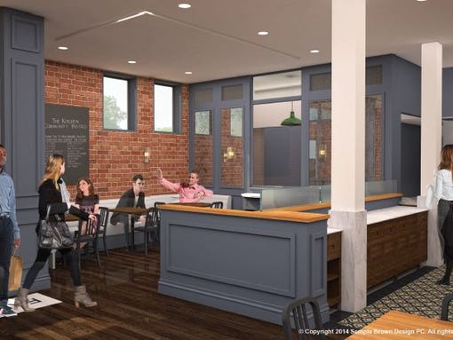 The Kitchen Reveals Renderings Of Old Town Restaurant