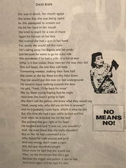 "A written piece from 1993 zine ""Mad Woman"""