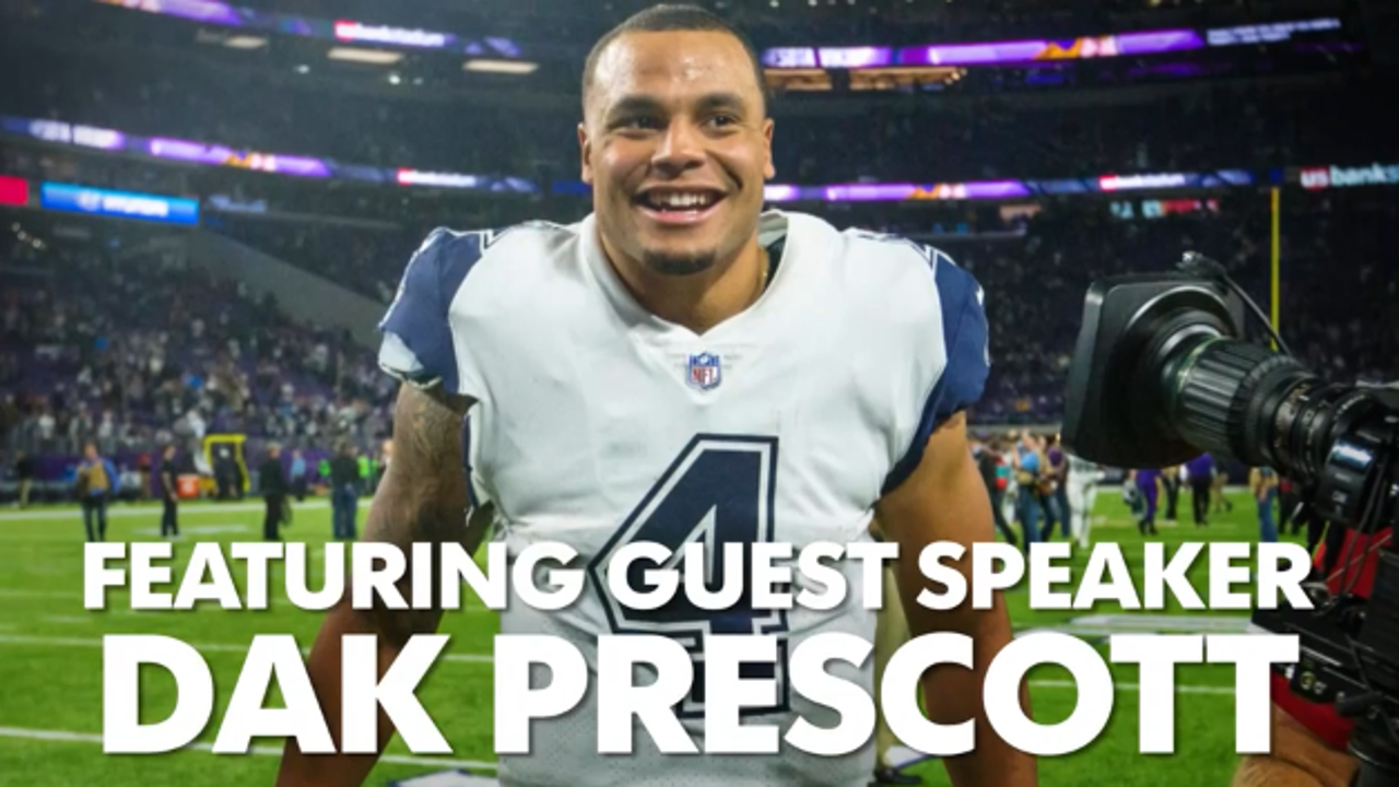 Dak Prescott will headline the third annual Clarion-Ledger's Sports Awards, celebrating the best high school athletes across Mississippi.