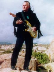 Surf rock guitarist Dick Dale performs at Shank Hall